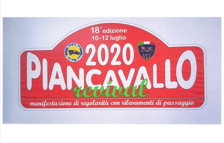 PIANCAVALLO REVIVAL 2020