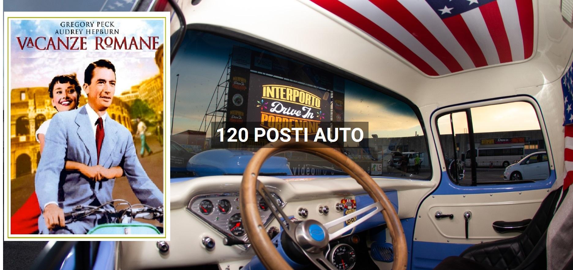 DRIVE IN a PORDENONE        30 AGOSTO 2020