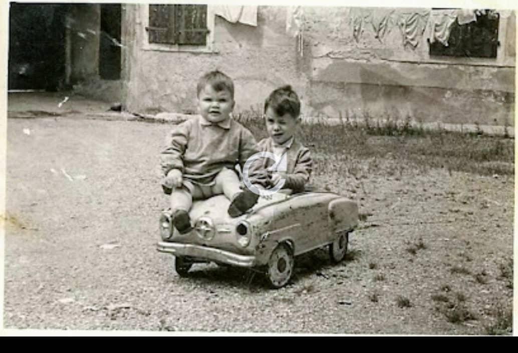 La mia prima auto